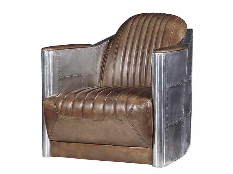 Aviator Leather Chair, Leather Chair,aviator Chair Tomcat