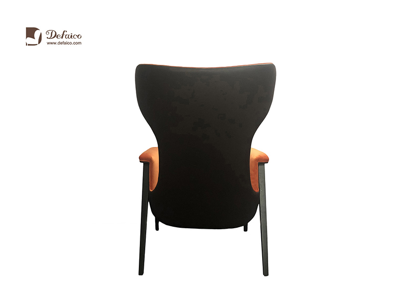 French Club Armchair Luxury Accent Armchair Design Wing