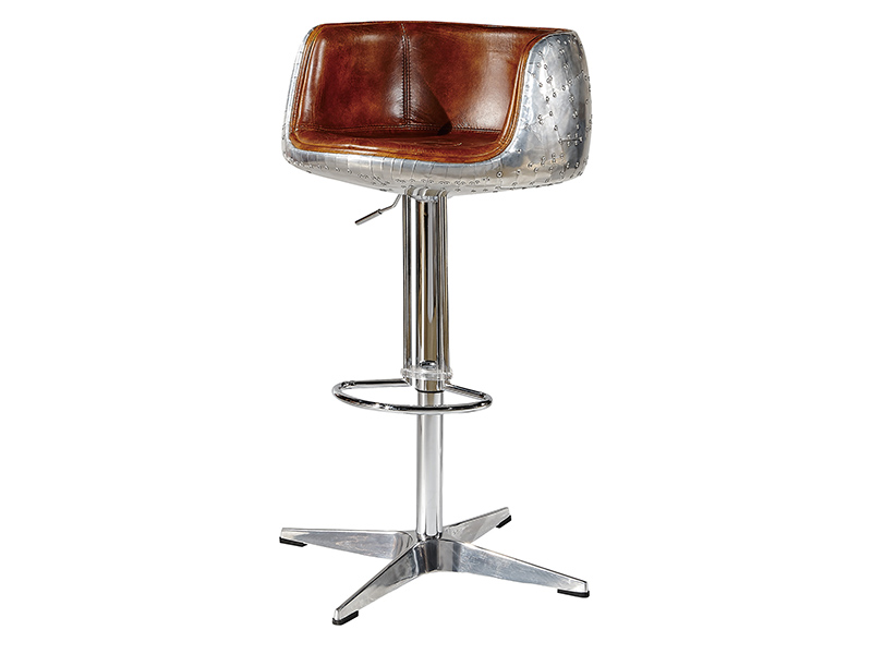 Miraculous 2017 Vintage Adjustable Swivel Bar Stool With Cross Base Frankydiablos Diy Chair Ideas Frankydiabloscom